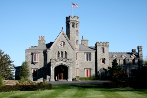 Whitby Castle - Rye Golf Club - day